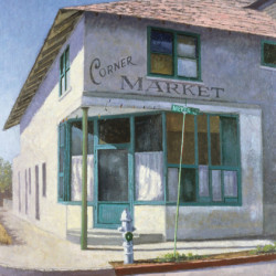 Corner Market by Raymond Burns