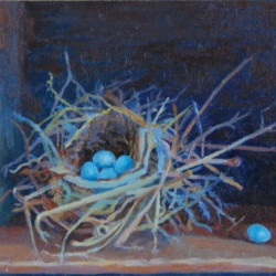 Bird's Nest by Shirley Mersky