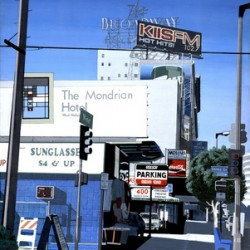 Hollywood: Molly's by Glenn Moreton -- Contemporary Realism