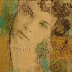 Sea Spirit #152 by Bonny Hawley