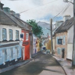 Green Street, Dingle by Emily Gibbons