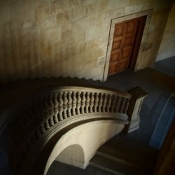 Down the Up staircase by Mark J Smith