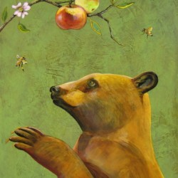 Cinnamon Bear by Phyllis Stapler