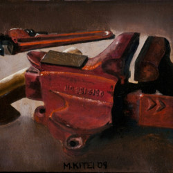 Old Tools 2 by Michael Kitei Studio