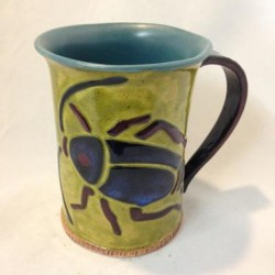 Mug 052517-32 by Nordness Art