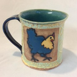 Mug 052517-46 by Nordness Art