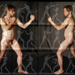 Figures in Motion - Boxing by E. Ross Bradley