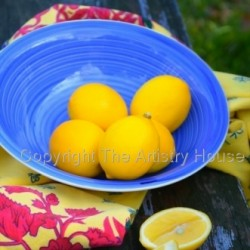 Luscious Lemons by The Artistry House