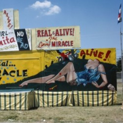 Medical Miracle, West Virginia State Fair, 1978 by Stephen Perloff
