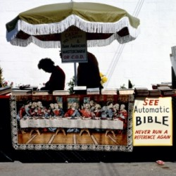 Automatic Bible, West Virginia State Fair, 1978 by Stephen Perloff
