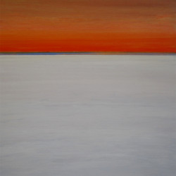 'UNCLUTTERED MOMENT' by M. Lorimer by Art Uptown Gallery