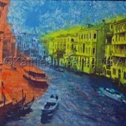 Grand Canal by Kathleen Gallagher Art