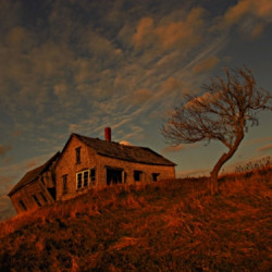 Lonely House by Robert Leblanc