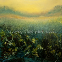 Summer Fields by Catherine Caulfield Russell