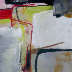 ARBITRARY BOUNDARIES by Susan Ulrich : Abstract Painting