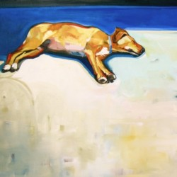 Let Sleeping Dogs Lie by Marsha Zavez
