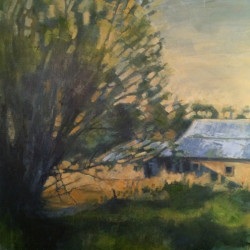 Late Summer Pastoral by Ann Candler