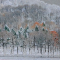 Radnor Snow II by Lisa Ernst