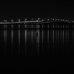 Howard Frankland Bridge by Anthony Macoy Ordinaria