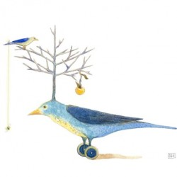 Bird Thoughts by Susan Sorrell Hill