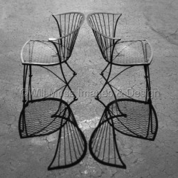 Patio Chairs by Will Moss Images & Design