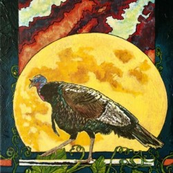 Harvest Moon Strut by Dede Farrar