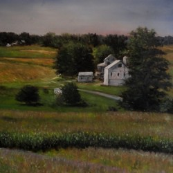 Farm in Parkesburg by Herb Eilertsen